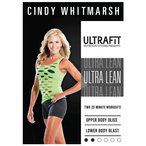 Cindy Whitmarsh Ultrafit DVD Series!! – Cindy Whitmarsh Fitness