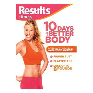 10 Days to Better Body