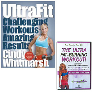 Ultrafit book + DVD